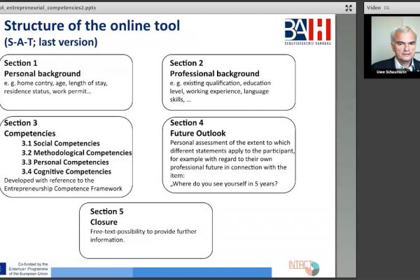 03 INTACT – A tool for determining competencies – Schaumann